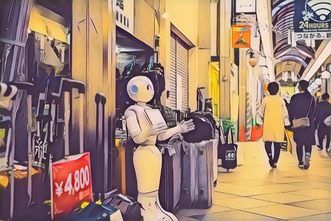 腾讯求变,AI新生