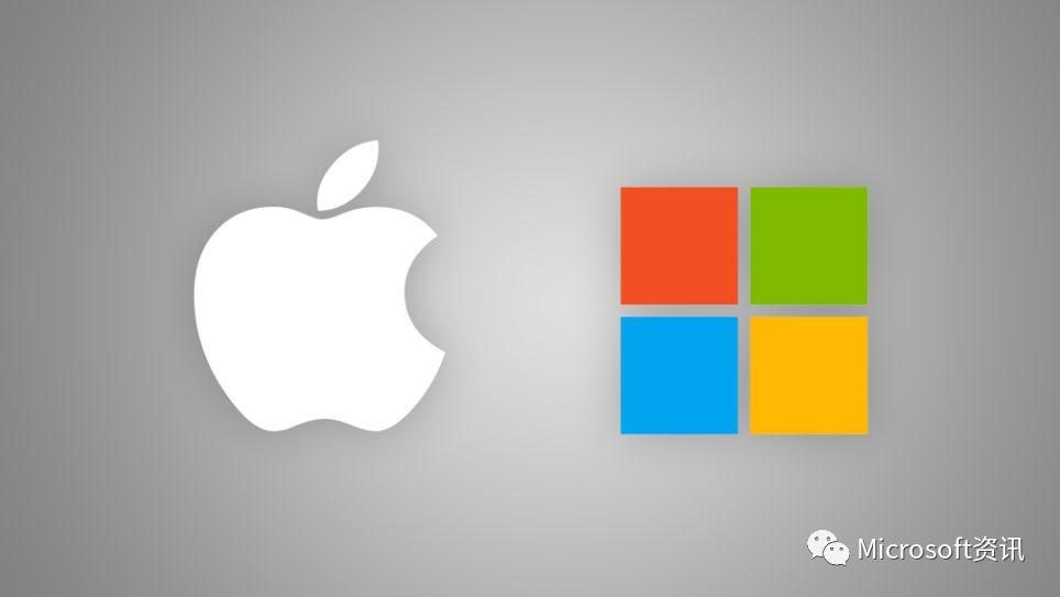 王者归来!微软超越苹果成全球第一大市值公司