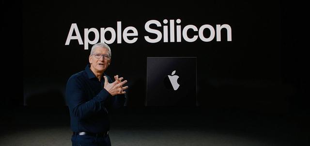 """Mac历史性的一天""!别了,英特尔!苹果电脑将采用自研芯片,公司股价又创新高"